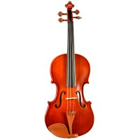 Скрипка Omebo Rafaga АF 4/4, 3/4, 1/2, 1/4, 1/8 в кофре, тигровая глянец