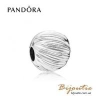 PANDORA шарм-клипса ― элегантные колосья #797578