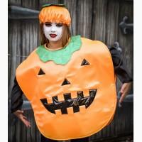 Карнавальный костюм Тыквы Хэллоуин, возраст 6-11 лет-S920