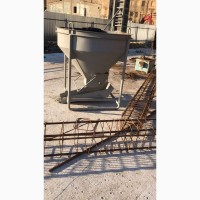 Бункер для бетона и раствора от производителя в наличии и под заказ