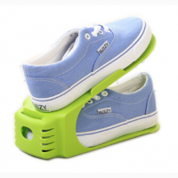 Подставка для обуви двойная 6 шт. Shoe Slotz (органайзер для обуви)