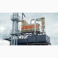 Сепаратор для очистки зерна, зерноочиститель, предварительная и первичная очистка зерна