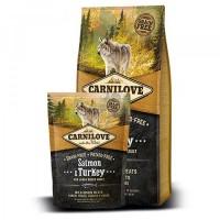 Карнилав корм для собак крупных пород Carnilove Adult Large Breed Salmon Turkey