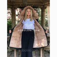Парка из новой коллекции магазина Соболини Под Заказ