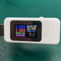 USB тестер, многофункциональный, Keweisi KWS-MX18, новый