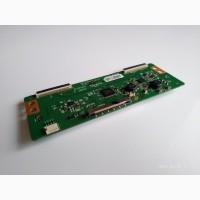 Плата T-con LC470EUN-SFF1 6870C-0438A, 6871L-3210D для телевизора Philips 32PFT4100/12
