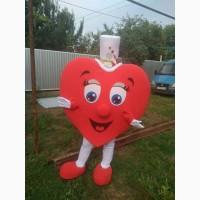 Ростовая кукла Сердце, модель 1