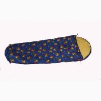 Детский спальный мешок кокон на рост до 145 см
