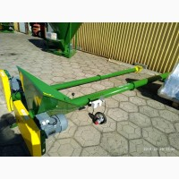 Транспортер шнековий для зерна, зернопогрузчик, M-ROL, Польського виробництва