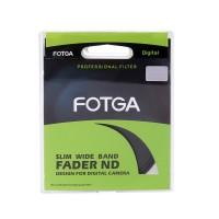Нейтрально серый светофильтр переменной плотности Fotga 58mm Slim ND2-ND400