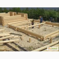 Изготовление деревянных домов и сооружений по технологии Киевской Руси.