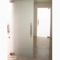 Стеклянные двери под заказ по индивидуальным размерам