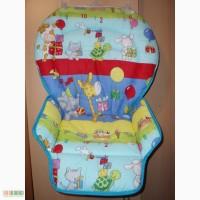 Чехлы на детские стульчики Chicco, Peg Perego, Capella