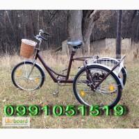 Трехколесный велосипед для взрослых купить в Киеве