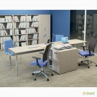 Производство и продажа оперативной офисной мебели, кабинетов, столов, кресел, стульев