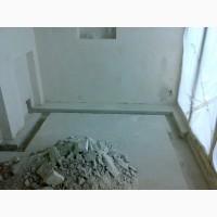 Алмазное штробление в бетоне, железобетоне, кирпиче Харьков