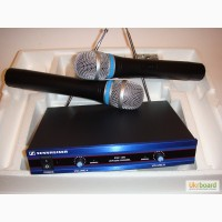 Радиомикрофон sennheiser ew100