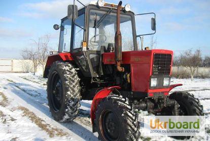 Трактор  Беларус-82.1  (МТЗ) - МТЗ 82.1, 2017 - Тракторы и.