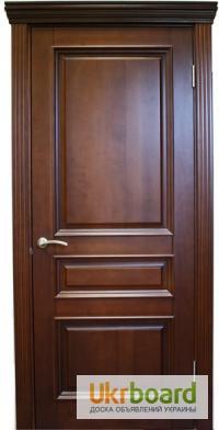 Дубовые двери межкомнатные и входные: фото в интерьере