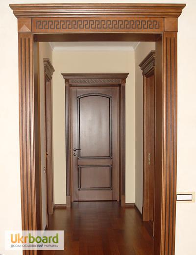 Межкомнатные двери из- abadaru