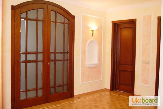 У нас можно купить двери из массива дуба в Москве