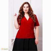 Женская блуза размеры 58, 60, 62