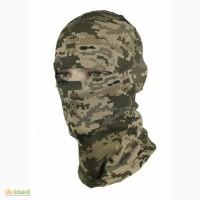 Балаклава-маска Пиксель светлый ВСУ