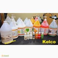 Профессиональные шампуни для животных KELCO в расфасовке 100 мл