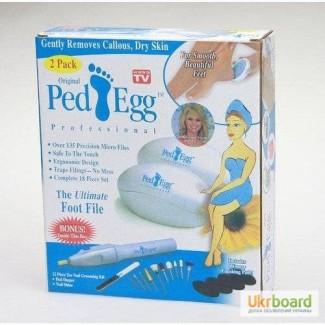 Набор для педикюра Ped Egg + Ped Shaper