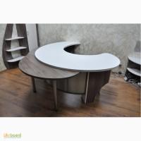 Компьютерные столы. Офисная мебель. Кабинет руководителя