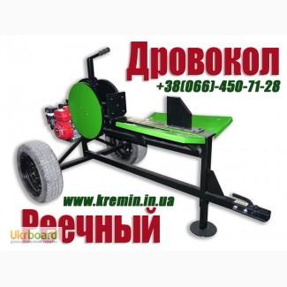 Дровокол бензиновый, дровокол механический, дровокол автономный