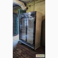 Стеклянные холодильные шкафы, холодильные шкафы б/у купить