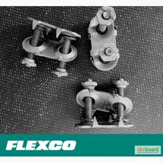 Замки 140E 140C Flexco Bolt Solid Plate для соединения транспортерной ленты