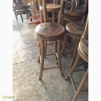 Барный стул б/у дубовый для кафе, баров ресторанов