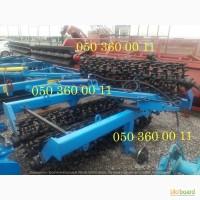 Каток шпоровый Кзк-6-03 - предпосевное и послепосевное прикатывание почвы