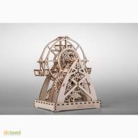 Механический-Деревянный 3D Конструктор - Колесо обозрения