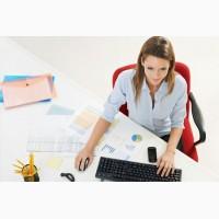 Требуется сотрудница на должность - информационный менеджер