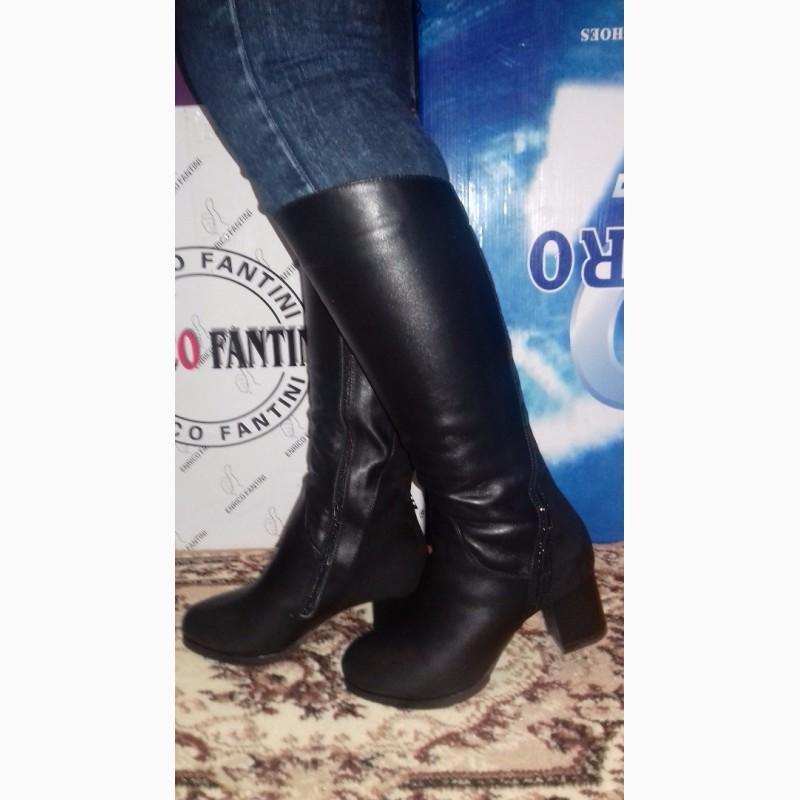 Продам купить кожаные женские зимние сапоги на каблуке.р.36-41 ... 1e5fa155bd5c0