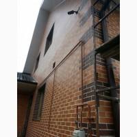 Утепление стен фасадов плиткой Керамогранит