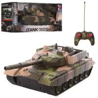 Танк Military на радиоуправлении 3 цвета