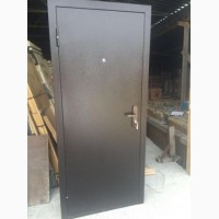 Двері вхідні металеві броньовані
