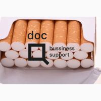 Лицензия на табачные изделия / табак / сигареты
