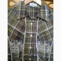 Блуза рубашка «Iren Klairie» размер 46