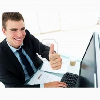 Приглашаем на работу менеджеров по рекламе