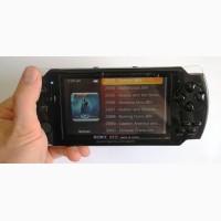Детская игровая приставка PSP. 4 ГБ, 5000 игр.для детей любого возраста