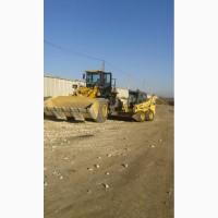 Послуги навантажувачами (погружчиками) SEM 656D і bobcat