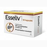 Продам еселів (есенціале) 300 мг 50