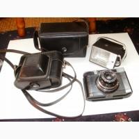 Фотоаппарат с вспышкой Смена 6