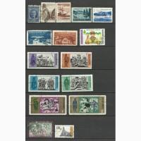 Продам марки Болгарии 25 шт
