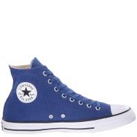 Кеды Converse All Star Оригинал Синие Высокие Конверсы